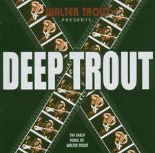 Deep Trout by Walter Trout (Vinyl, Apr-2014, 2 Discs, Provogue Music...