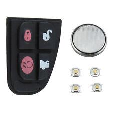 Remote Key Fob Case Full Repair Refurbishment Kit For Jaguar X Type Pip