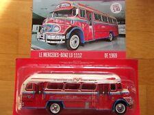 n° 78 MERCEDES BENZ LO 1112 Autobus et Autocar du Monde année 1969 1/43 Neuf