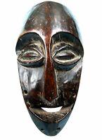 Arte Africano Africano Arte Africano Pasqua Kunst Antico Maschera Lega 22 CMS