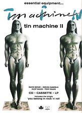 DAVID BOWIE Tin Machine II UK magazine ADVERT / Poster 11x8 inches