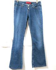 Levis 520 Denim Stretch Too Superlow Jeans 9 Jr. Waist 32 Inseam 32