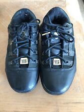 official photos c2858 96b52 NIKE ZOOM LEBRON JAMES III BLACK GOLD WOMEN S SIZE 7.5 BASKETBALL SHOES RARE