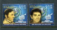 El Salvador 1639-1640, MNH, 2006 Elections. x29801
