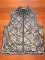 Medium Montbell Light Weight Vest Gray