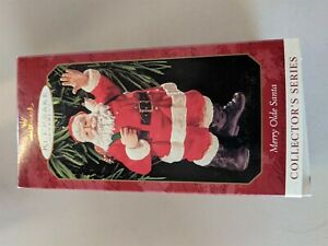 Merry Olde Santa - 1999 Hallmark Ornament