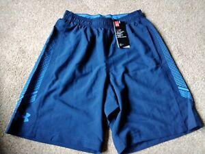 Mens Under Armour Heatgear Shorts.