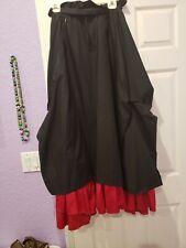 Steampunk/Goth Victorian Skirt - Size US 10