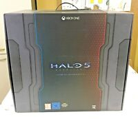 Halo 5 Guardians Limited COLLECTOR'S Edition Xbox One Neu Seltene Lesen