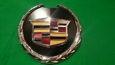 2008-2013 CADILLAC CTS GRILLE EMBLEM MOUNTING PLATE E&G WITH EMBLEM