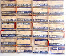 New Old Stock * Sprague RESTISANCE CAPACITOR NETWORK RCN DEAL #2 - 40 pieces $75