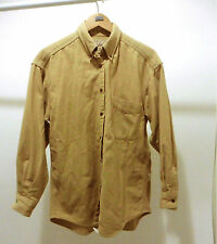Woolrich Long Sleeve Button Front Soft Hunting Barn Outdoor Shirt Cotton Med