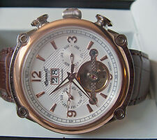 Ingersoll Men's Wristwatch Automatic Cimarron IN6907RWH