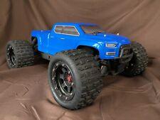 New ListingArrma Big Rock Crew Cab 4X4 3S Blx Brushless 1/10 Monster Truck - Black.