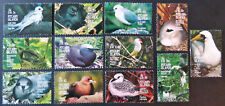 1995 Pitcairn Islands Stamps - Birds Definitives - Set of 12 MNH
