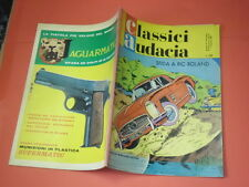 CLASSICI AUDACIA- N°27- b- sfida a ric roland-  DEL 1966- MONDADORI- raro