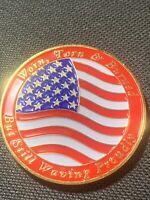 JSOC Commerative Service Award Chalkenge Coin