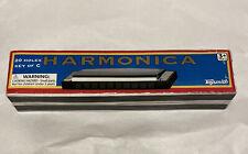 Toysmith Harmonica 20 Holes Key of C - Still Wrapped In Original Box