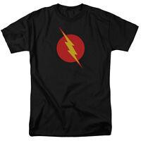 REVERSE FLASH Bolt Logo Symbol Licensed Adult T-Shirt All Sizes