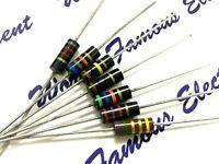 1pcs - RC32GF334J 330K 1W 5% Carbon Composition Resistor
