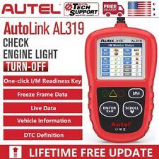 Autel AL319 OBD2/EOBD Car Code Reader Check Engine Fault Diagnostic Scanner Tool