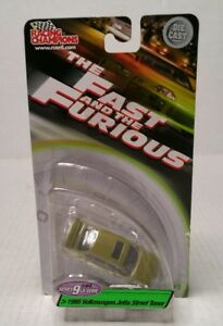 Racing Champions The Fast And The Furious 1995 Volkswagen Jetta Street Tuner 9
