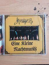 Venom Eine Kleine Nachtmusik cd