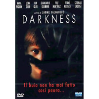 DARKNESS (2002) un film di Jaume Balagueró DVD EX NOLEGGIO EAGLE - JEWELL BOX