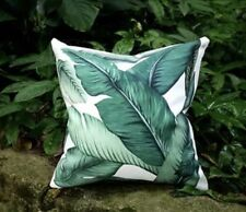 Tropical Outdoor Swaying Palm Leaf 45cm Cushion Cover