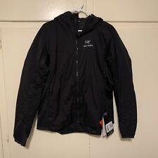 Arc'teryx Atom LT Hoodie Jacket, Women's Size XL, Black NEW