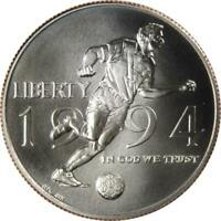 1994 D 50c World Cup Tournament Commemorative Half Dollar Choice Uncirculated