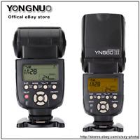 Yongnuo YN560 III Wireless LCD Flash Speedlite YN-560 III For Canon Nikon Pentax