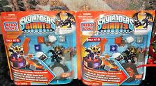 NEW SKYLANDERS SPYRO DARK BATTLE PORTAL 12 PC SET BUILD SMASH SLIDE NEW BIG HIT