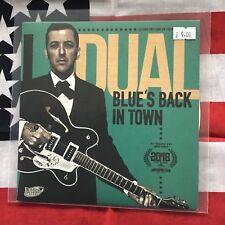 "Al Dual - Blues Back In Town...4 Track Rockabilly EP....7"""