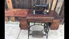 ANTIQUE GALE'S CRESENT SEWING MACHINE, GORGEOUS RARE