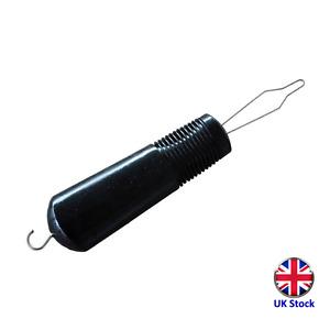 Easy Grip Button Hook & Zip Puller - Arthritis Friendly - UK Stock