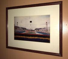 CALGARY CANADA WINTER OLYMPICS, 1988  FRAMED PRINT