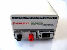 CB Radio Switching Power Supply Albrecht SW 57 5A 7A 50Hz 230V