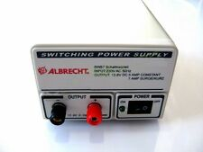 Radio CB Switching Power Supply Albrecht SW 57 5 A 7 A 50 Hz 230 V