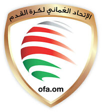"Oman عُمان‎ OFA National Football Association sticker decal 4"" x 5"""