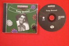 TONY BENNET DGR10009L AMERICAN VOICES & CROONERS CD