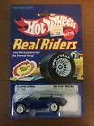 Hot Wheels Classic Cobra Real Riders - White Hubs - RARE