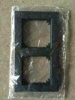 Merten M-Arc Rahmen 3fach 485314 anthrazit  Neu 3-Fach Abdeckrahmen Abdeckung