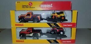 Buddy-L Tow Team Sets w/ ATC 3 Wheeler Toy NIB