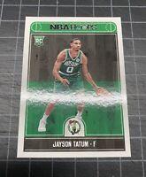 JAYSON TATUM ROOKIE NBA HOOPS #253 (Ready To Grade PSA 9/10?!) MINT +