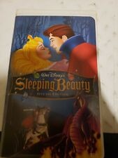"Disney ""Sleeping Beauty"" Special Edition VHS Disney Clamshell"