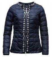 F32 ITALY TOP QUALITY ULTRA LIGHT Soft Polyfil Blazer Jacket Diamond 4 Colors