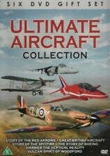 ULTIMATE AIRCRAFT COLLECTION NEW 6 DVD GIFT SET RED ARROWS SPITFIRE AVRO VULCAN