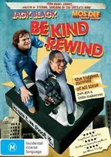 Be Kind Rewind (DVD Movie, 2008) Jack Black & Mos Def