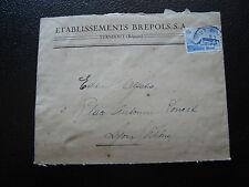 BELGIQUE - enveloppe 1939 (cy29) belgium